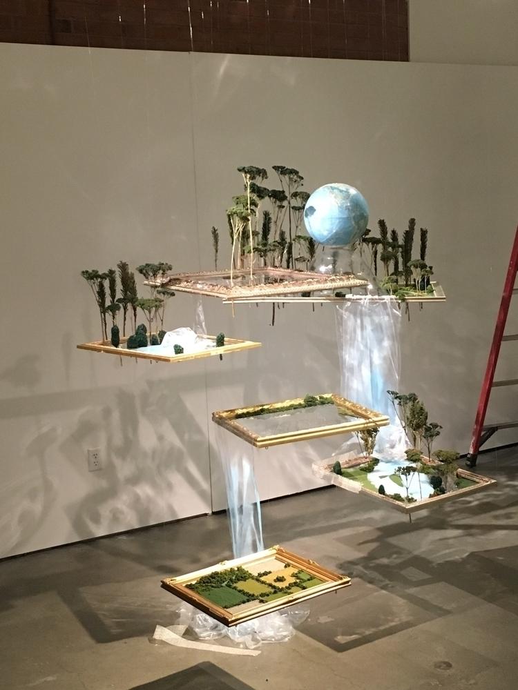 Working Palo Alto Art Center in - gregory_euclide | ello