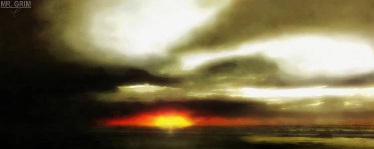 Foreboding Hope - art, landscape - mistergrim23   ello