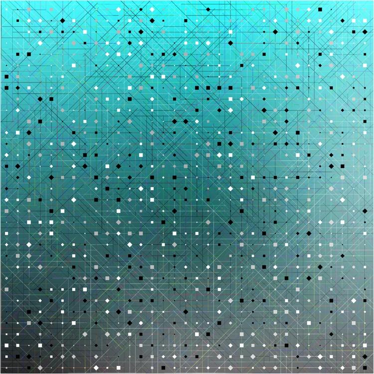 identify // 180108 - digital, abstract - alexmclaren | ello