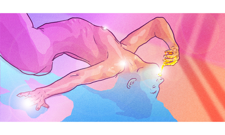 passion fruit - digital, illustration - kardozin | ello