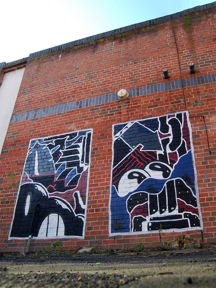 started Bethnal Green, London 2 - darrenjohn | ello