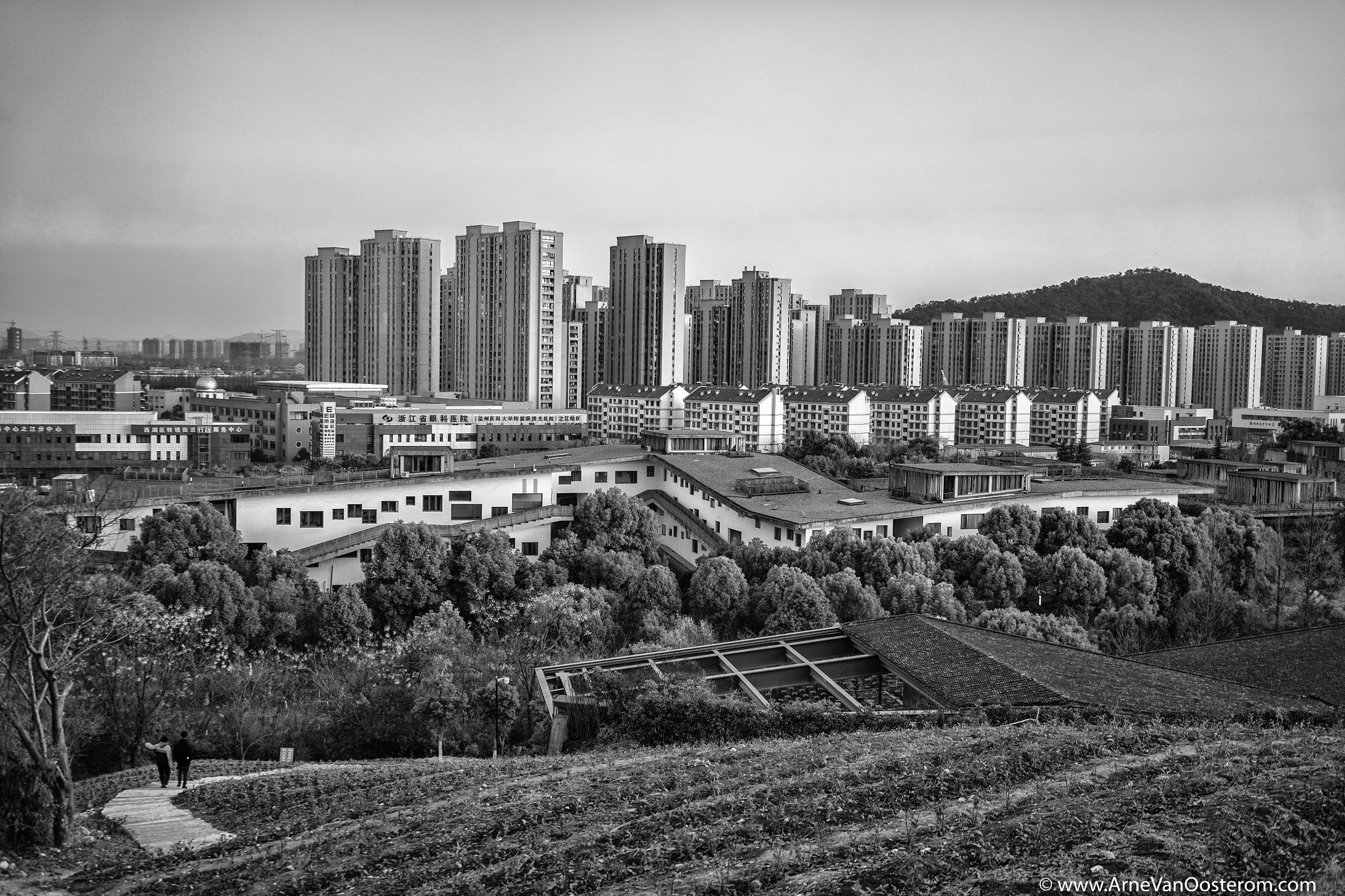 Hanghzou China - blackandwhitephotography - arnevanoosterom | ello