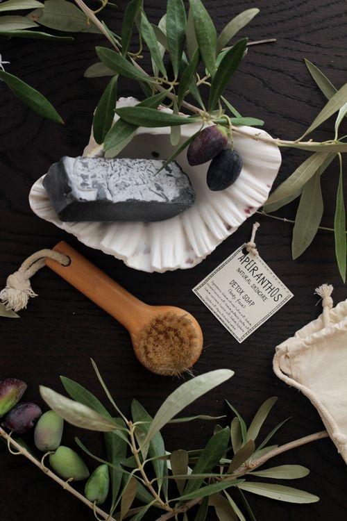 DETOX soap extra virgin olive o - apeiranthos | ello
