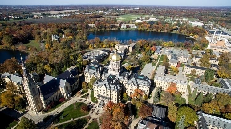 Notre Dame University South Ben - leahtribbett | ello