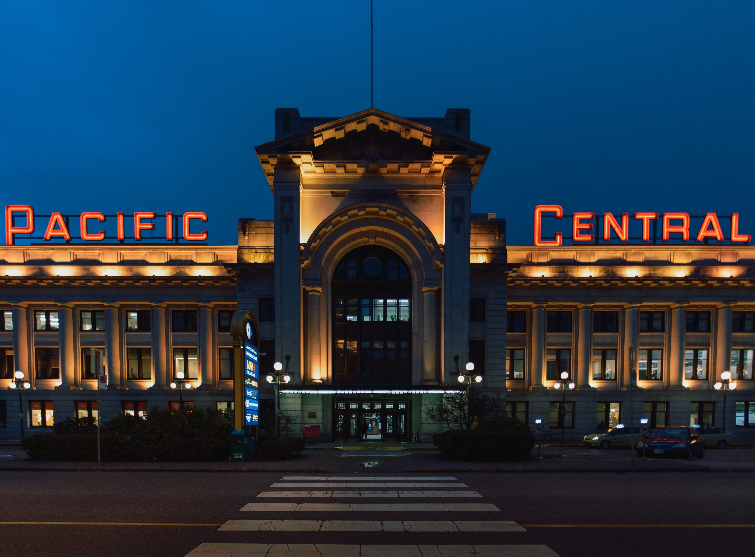 Pacific Central, evening Quick  - rhinocerous | ello