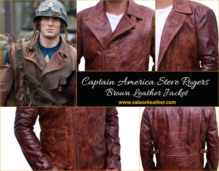 Buy Captain America Steve Roger - johnsmith121617 | ello