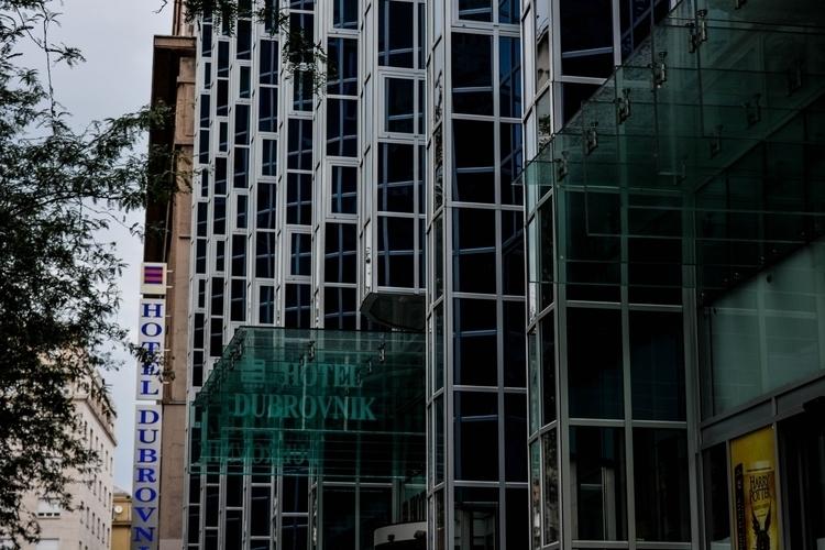 Grand Dubrovnik Hotel - glass, hotel - glauke_w_ | ello