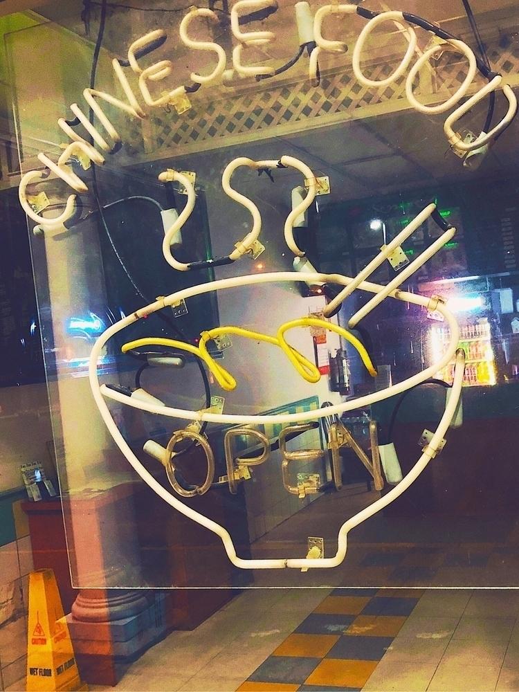 closed business - lumibee, neon - stricker71 | ello