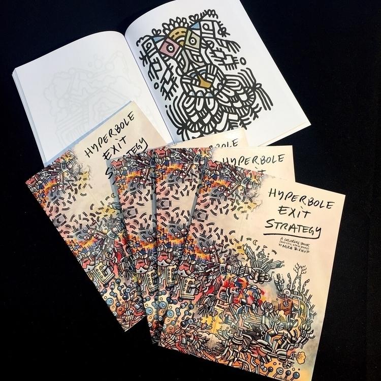 brand Coloring Book $20. Hyperb - mikebiskup | ello