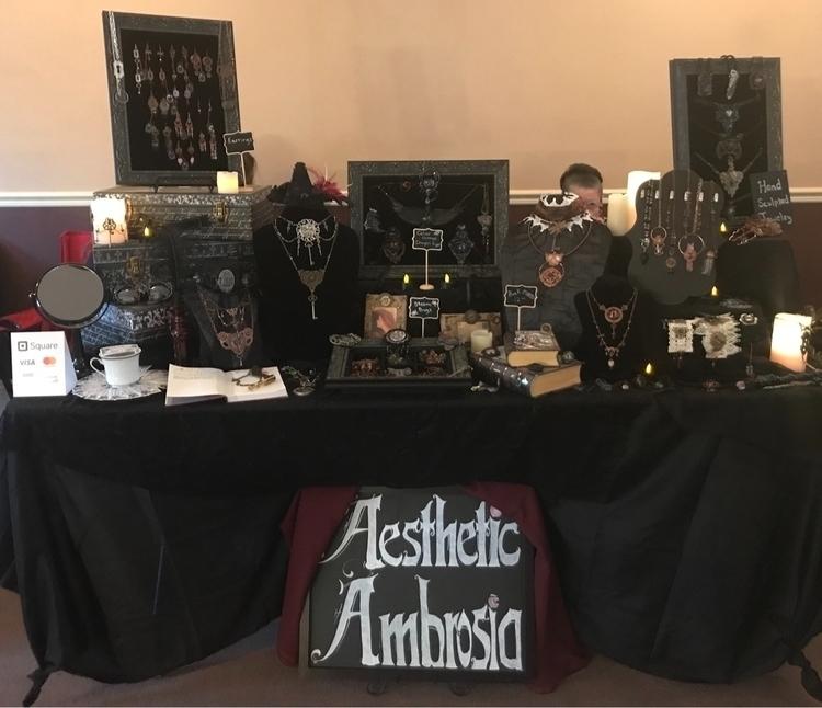 Art Show Success!! fantastic da - aestheticambrosia | ello