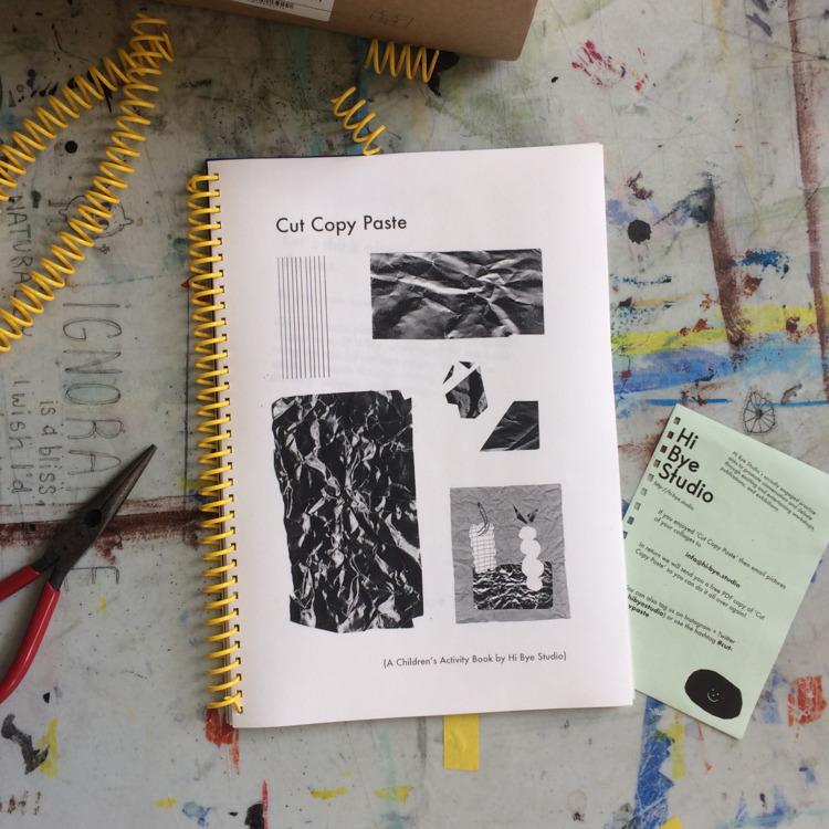 Bye Studio publications, events - hibyestudio | ello