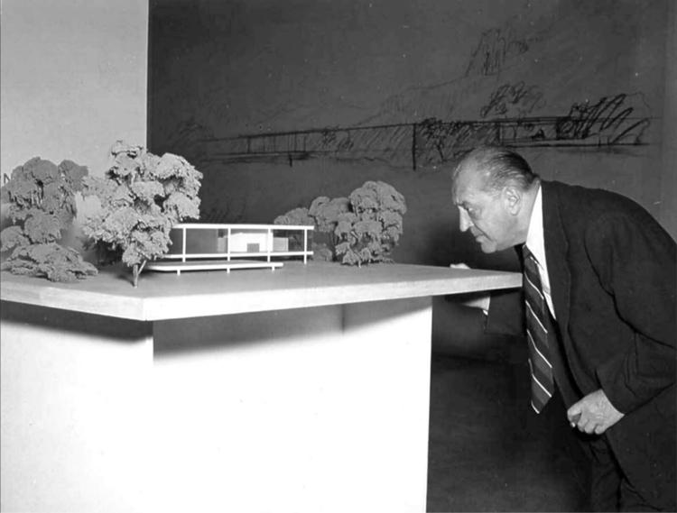 House, built 1951, famous examp - bauhaus-movement | ello