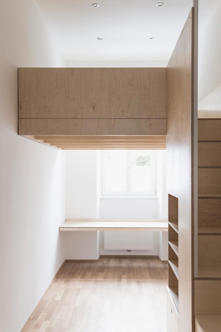 loft bed furniture flat Vienna  - zirup | ello