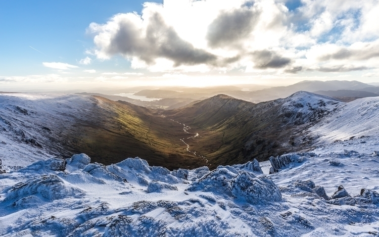 Fairfield Horseshoe, Lake Distr - papa_delta | ello