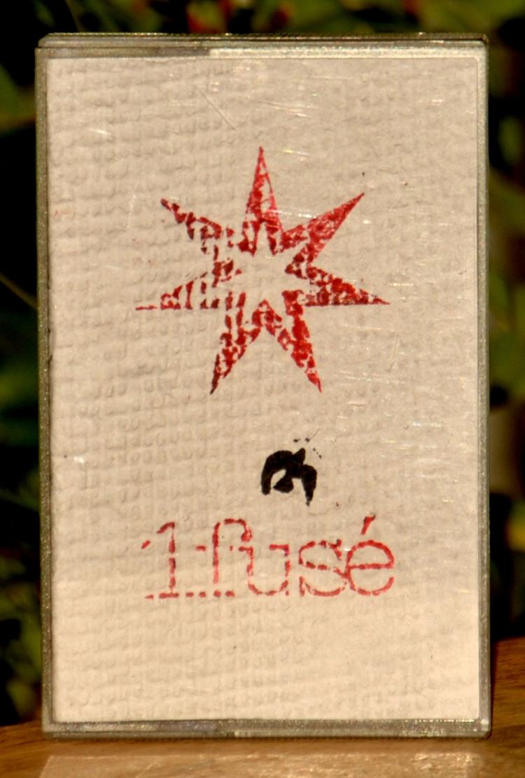 1fuse#1 / cassette Sous le sole - davidlavaysse | ello
