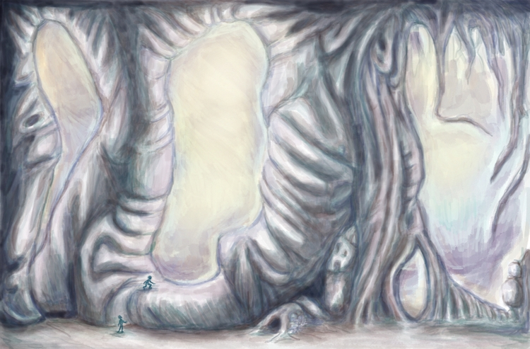 Creature Habitat, great ideas - scifi - nikita_r   ello