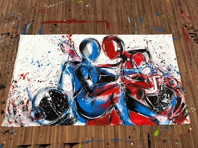 submit Art Love SPACE LOVE brea - victinlemoss   ello