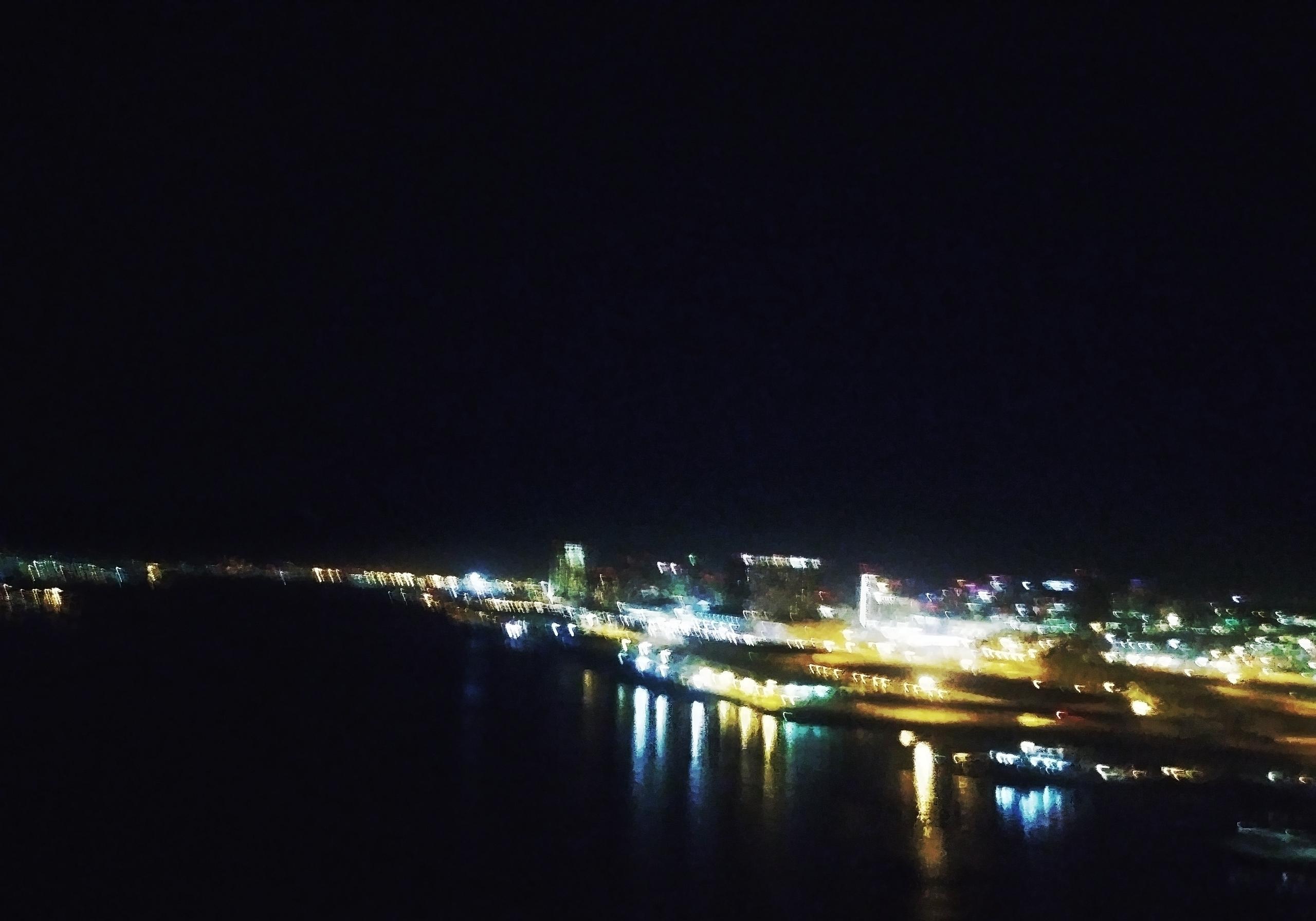 City Night bridge Oz. Coronado - melissadawn   ello