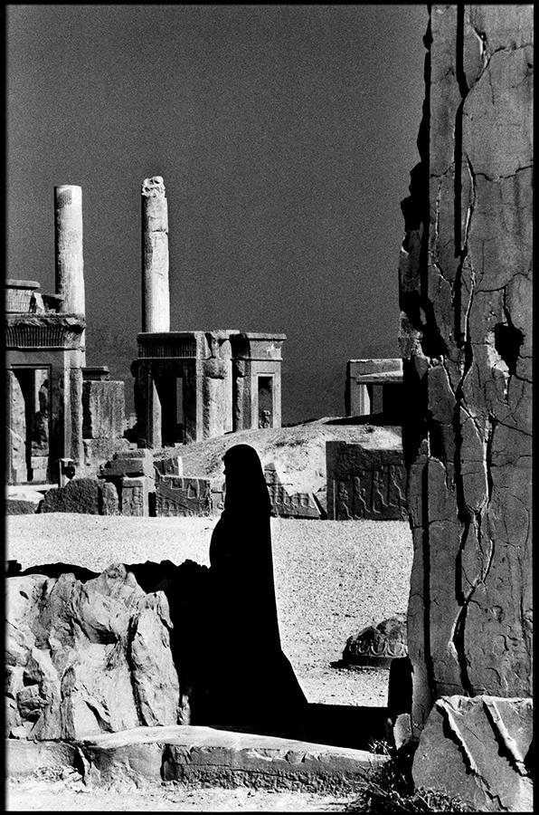 Resting summer sun. Persepolis - tajiko | ello