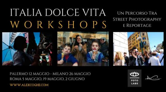 ITALIA DOLCE VITA workshop PALE - alexcoghe | ello