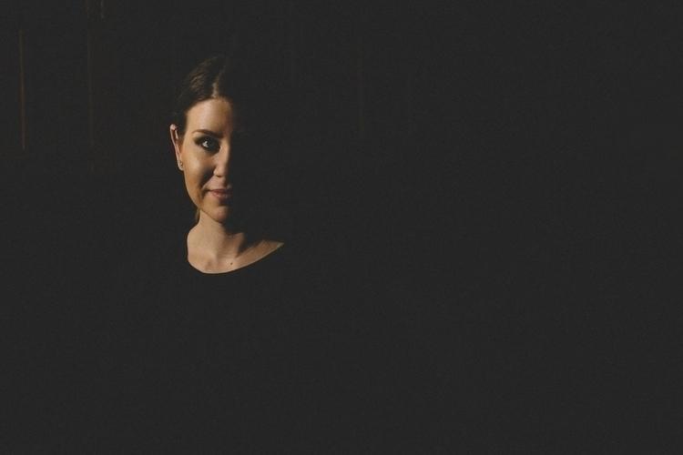 Portrait • Negative Space - fotofox79 | ello