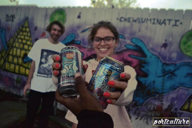 - art show 24 hours, unreal - beerculture - portculture   ello