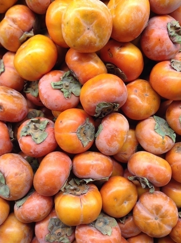 Fuyu persimmons - photo, bounty - dispel | ello