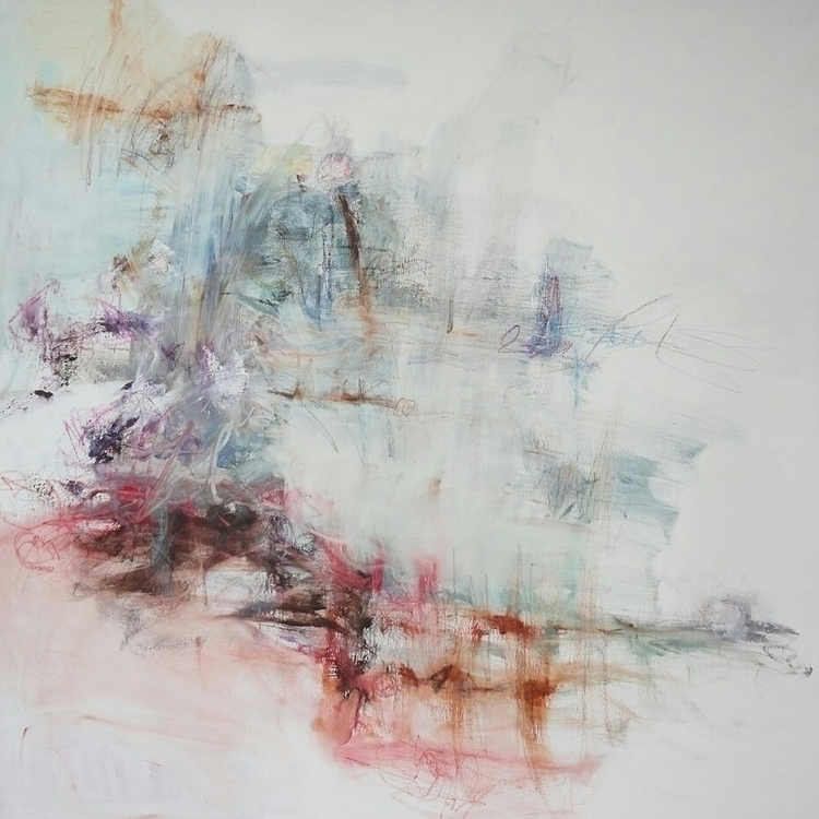 painting, mixedmedia, canvas - artleenakr | ello