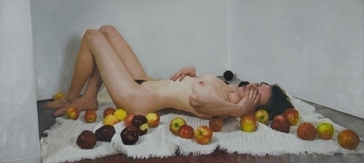 figurative realism paintings ex - erinmilan | ello