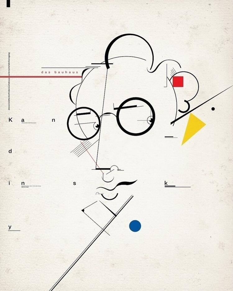 Santiago Crescimone - Kandinsky - bauhaus-movement | ello