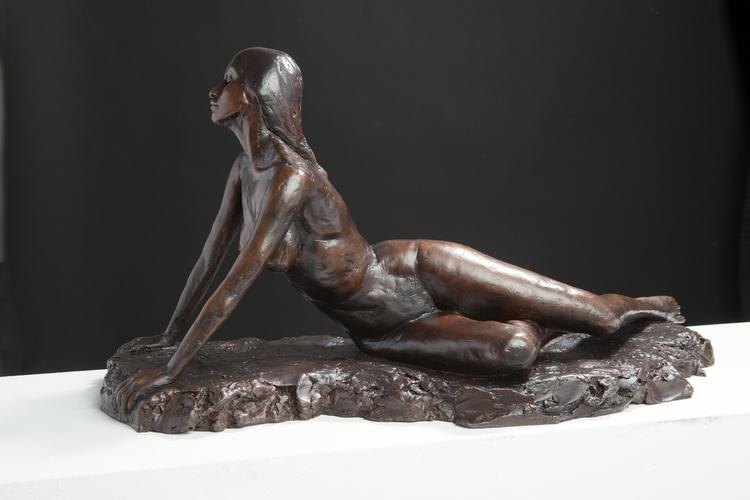 Eternal Rebirth Eternity bronze - oceanarainstuart | ello