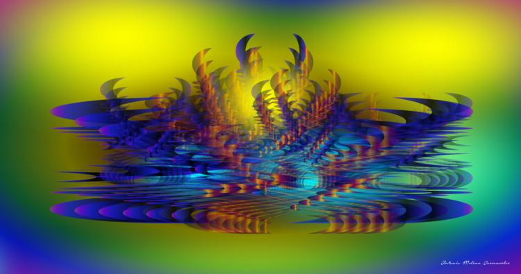 ESPACIAL 5 (Arte Digital - anmova | ello