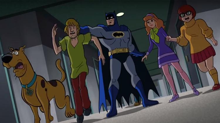 Batman teams Scooby gang villai - namikaze21   ello
