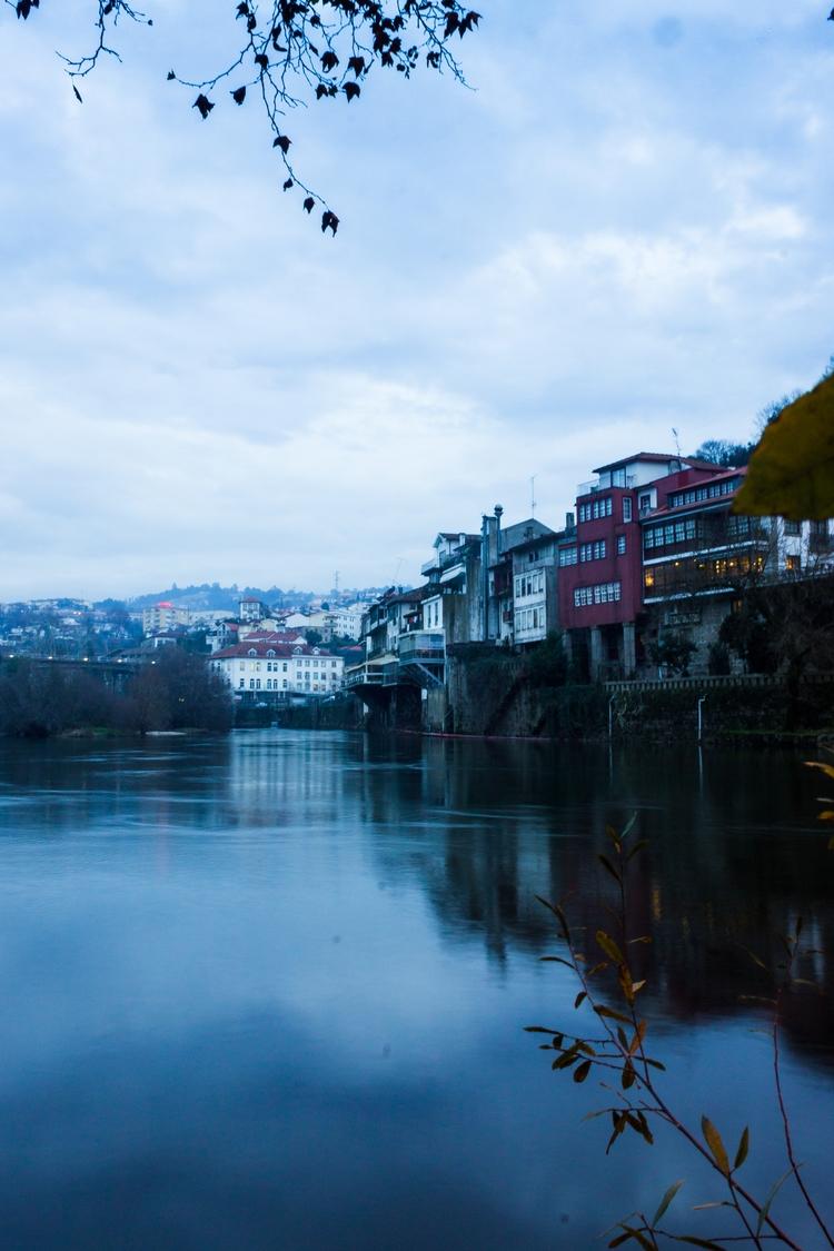city world - portugal, amarante - marianateixeira | ello