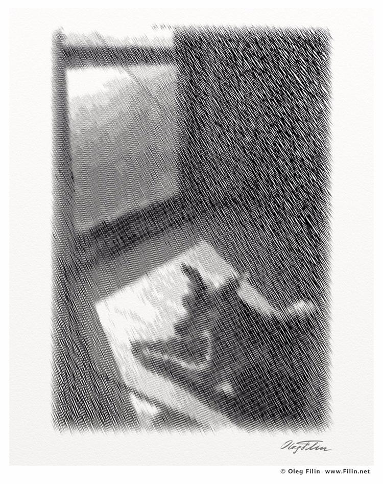Spot'. graphics Oleg Filin / 20 - filin | ello