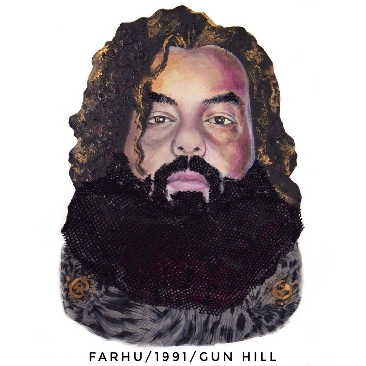 Farhu/1991/Gun Hill favorite sp - legniniart | ello