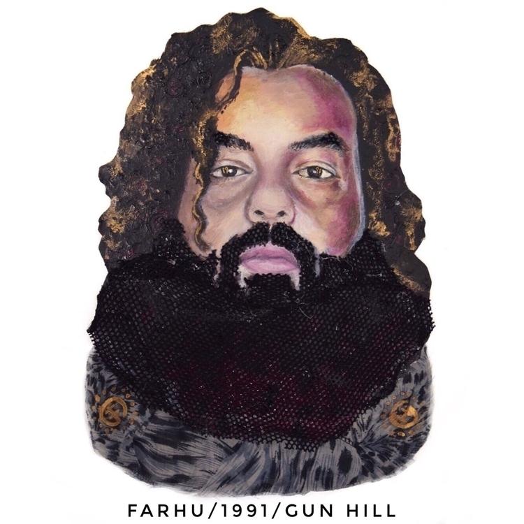 Farhu/1991/Gun Hill favorite sp - legniniart | ello