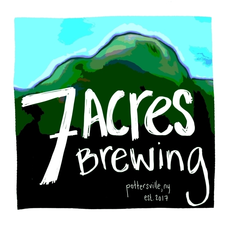 7 Acres Brewery  - homebrew, adirondacks - reneeleigh | ello