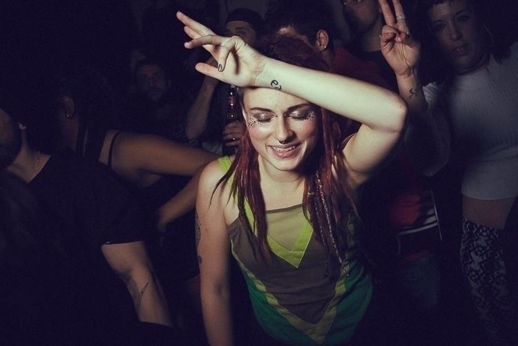 Trance night (2) Bassground Bar - alejandraossa   ello