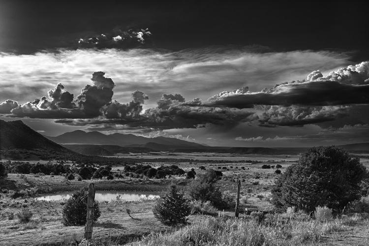 landscape, blackandwhite, colorado - n8tron | ello