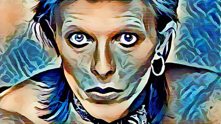 David Bowie Morphing GIF. Gif:  - drakre52 | ello