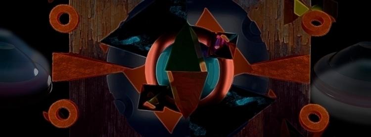 3d, geometry - daniuxhg | ello