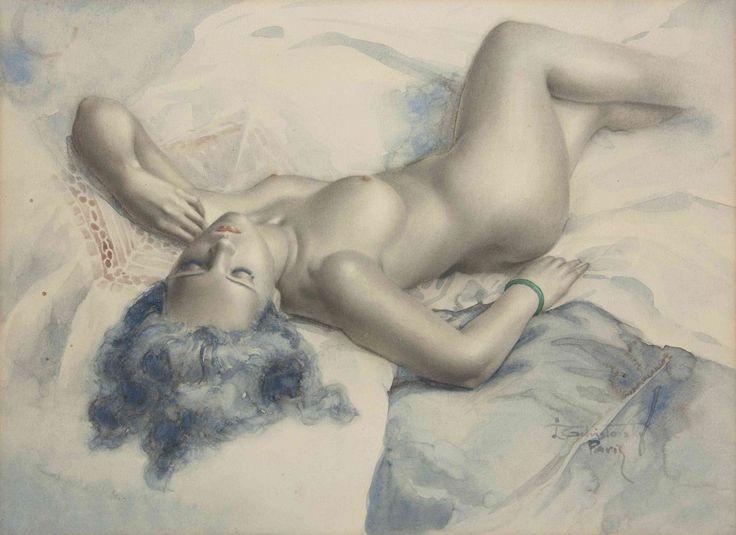 Lev Tchistovsky, (Russian, 1902 - oregonscholar | ello