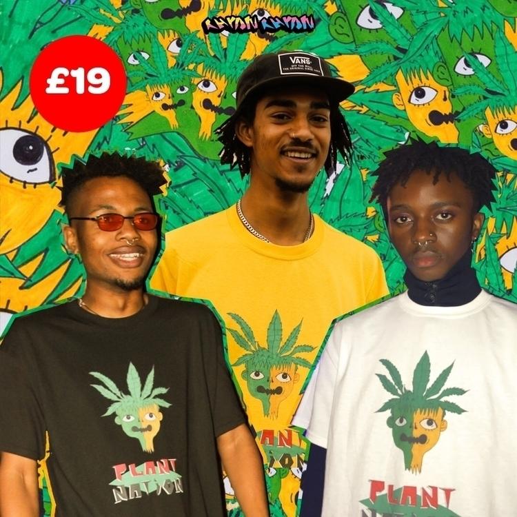 BUY PLANT-NATION £19! Black, Wh - rhyanrhyan | ello