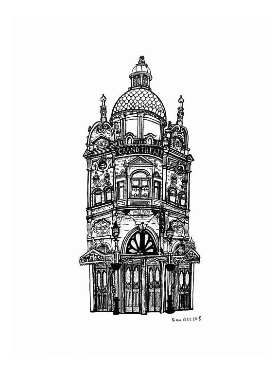 Grand Theatre, Victorian Theatr - sianellis   ello