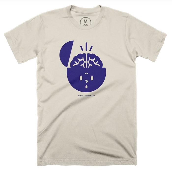 community — shirt design Save H - stop_the_campaign | ello