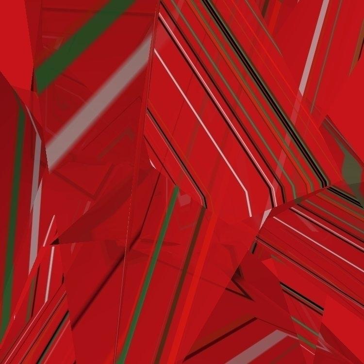 generative, procedural, abstract - svcnt | ello