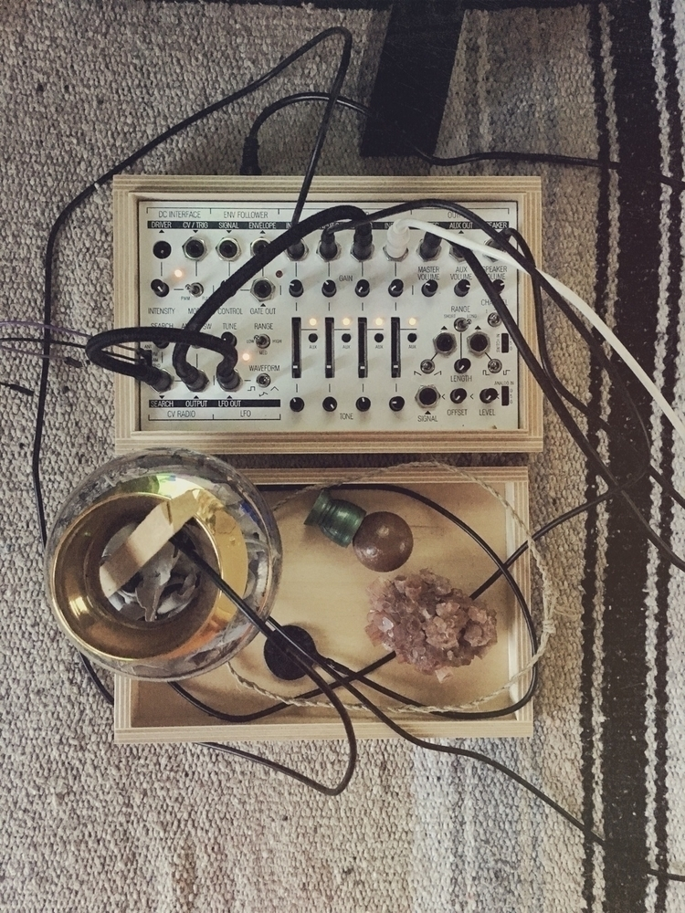 """Setup """"Ritual Objects"""" video cr - briangriffith 