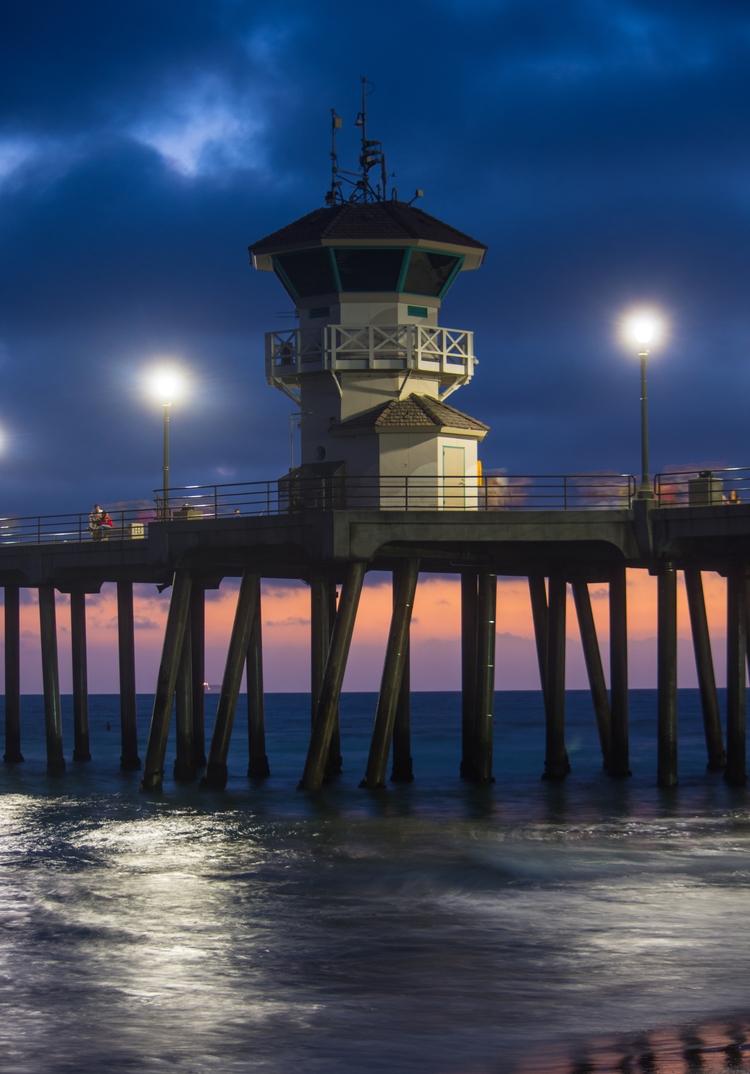 Tower Night - filmandpixels | ello