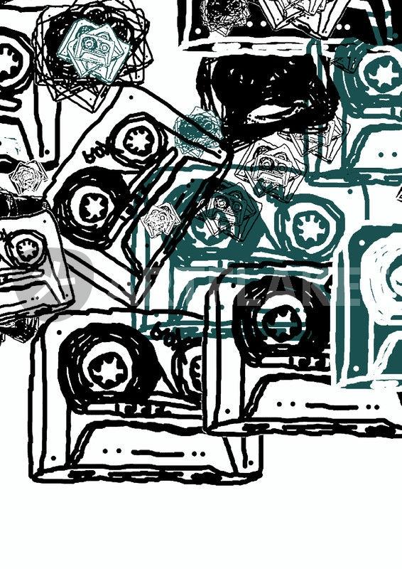 Cassettes - cassettes, composition - petro5va5iadi5 | ello